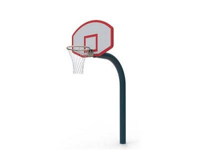 儿童地埋篮球架